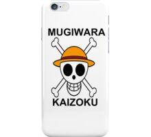 Mugiwara Kaizoku iPhone Case/Skin