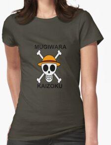 Mugiwara Kaizoku Womens Fitted T-Shirt