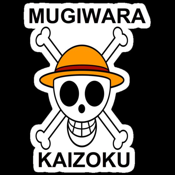 Mugiwara Kaizoku by zijing