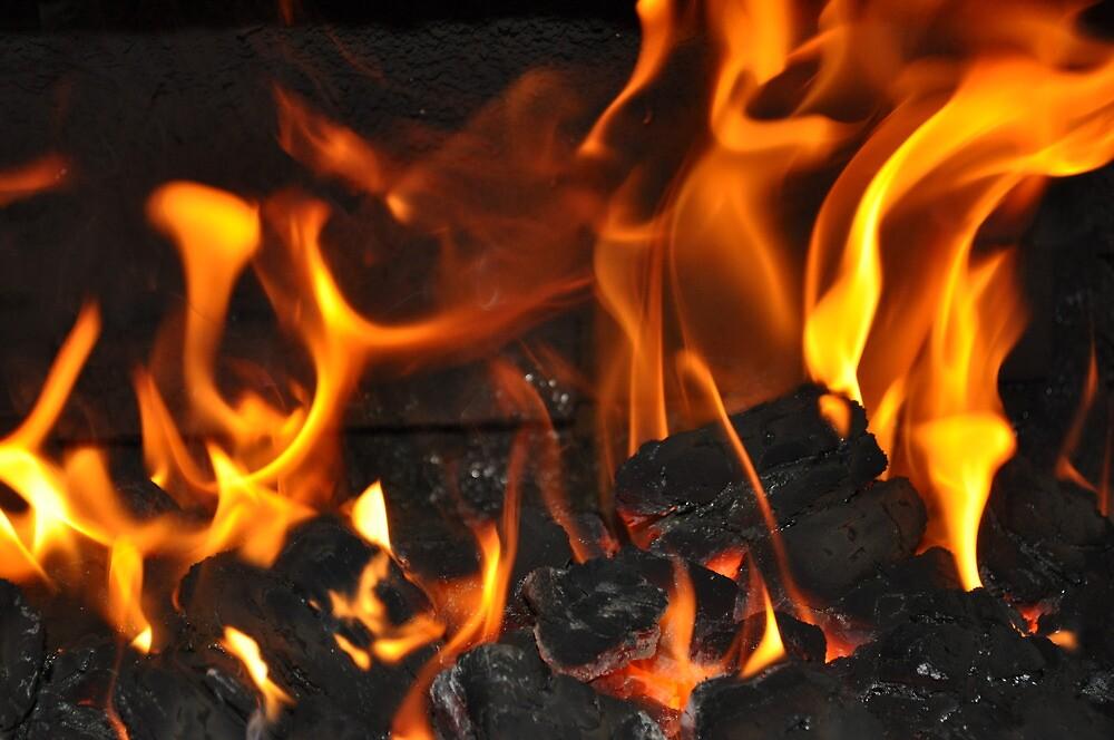 Open Fire by Sweena