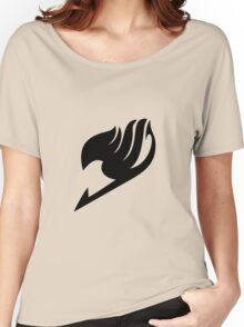 Fairy Tail Logo Women's Relaxed Fit T-Shirt