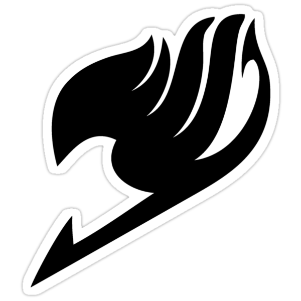 Fairy Tail Logo by zijing