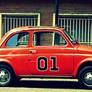 Fiat 500  by Alastair McKay