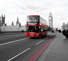 The Red Of London. by Ruth Jones