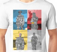Breaking Bad Quotes Unisex T-Shirt