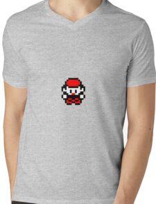 Pokémon Red Mens V-Neck T-Shirt