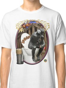 IPoop Thinker Classic T-Shirt