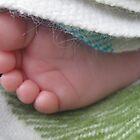 Footprint by Elizabeth De La Cruz