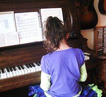 Musician in disguise by Elizabeth De La Cruz