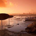 Essaouira Sunset by Kerry Dunstone