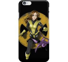 Kitty Pryde - I Am Kitty Pryde iPhone Case/Skin
