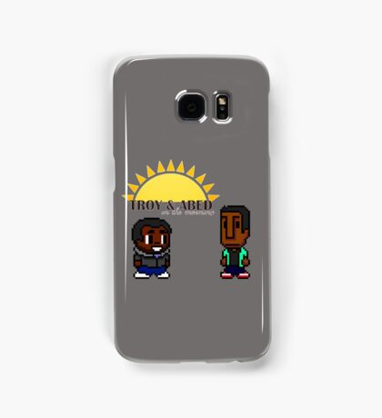 Troy and Abed in the mooooorning! Samsung Galaxy Case/Skin