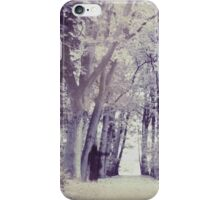 The hitchhiker iPhone Case/Skin