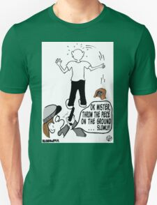 Police Get It Wrong. Unisex T-Shirt