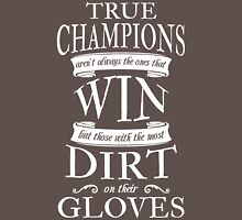 Soccer Goalie, True Champions Quote Unisex T-Shirt