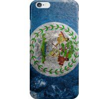 Belize Grunge iPhone Case/Skin