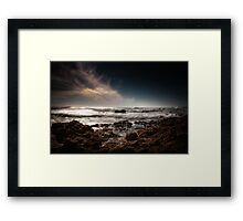 Pretend Framed Print