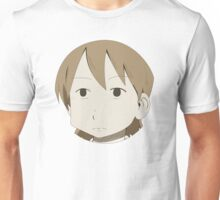 Yuuko is not amused Unisex T-Shirt