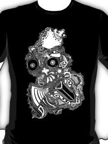 King owl the Thief (White) T-Shirt