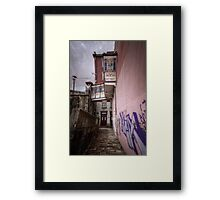 Lost Affections II Framed Print