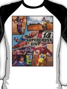 Supercross 2016 season on GTA Style T-Shirt