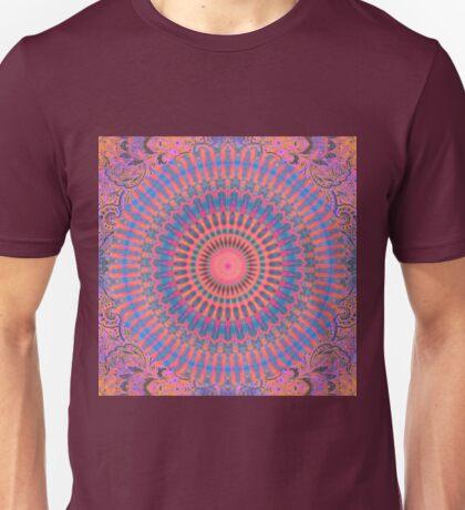 Ecstatic Visions Mandala Unisex T-Shirt