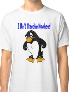 Angry Penguin Classic T-Shirt