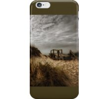 One more day without you iPhone Case/Skin