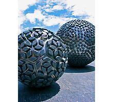 The Balls of Brisbane Photographic Print