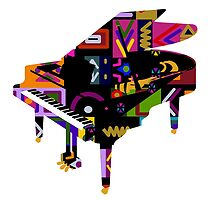 Let the music play by Design4uStudio