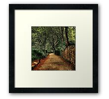 What now, love? 6x6 Framed Print