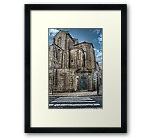 St. Francis Church Framed Print