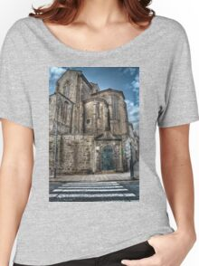 St. Francis Church Women's Relaxed Fit T-Shirt