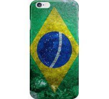 Brazil Grunge iPhone Case/Skin