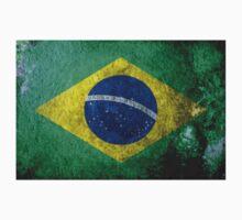 Brazil Grunge T-Shirt