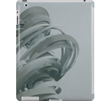 Tornado Sculpture iPad Case/Skin