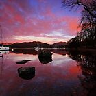 Waterhead - Lake District by Leon Ritchie