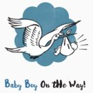 Baby Boy On The Way by nametaken