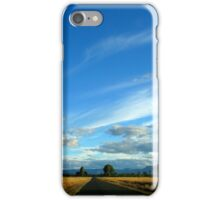 The Road to Carnarvon National Park iPhone Case/Skin