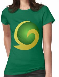 Kokiri Emerald Womens Fitted T-Shirt