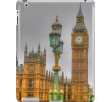 The Tower Of Big Ben iPad Case/Skin