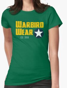 Warbird Wear Company  Womens Fitted T-Shirt