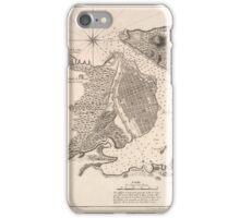 Havana Bay 1762 iPhone Case/Skin