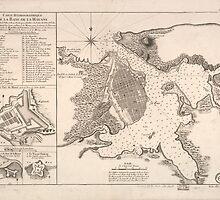 Havana Bay 1762 by dead82
