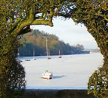 The Lake at Rudyard - Winter descends by Browneyedgirl78