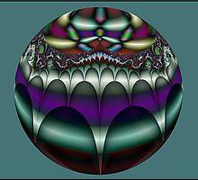 Happy Holly Daze Globe   by barrowda
