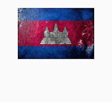 Cambodia Grunge Unisex T-Shirt