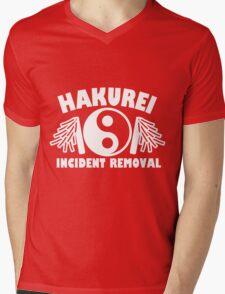 Hakurei Incident Removal Mens V-Neck T-Shirt