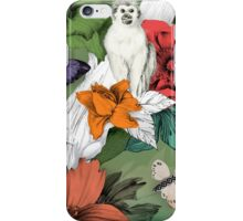 It's A Jungle Out There iPhone Case/Skin