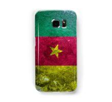 Cameroon Grunge Samsung Galaxy Case/Skin
